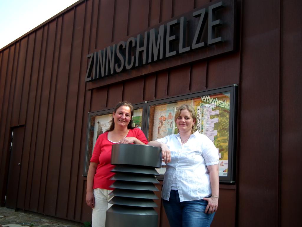 Vorstand Tanja Schneider und Tanja Waidmann Foto: Magdalena Ulas