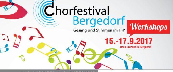 Workshop für Chöre und Chorvorstände Samstag | 16. 9. | 12.30 – 15.30 Uhr