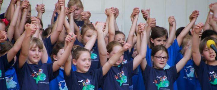 Erfolgreicher Start für neues Kinderchorfestival Do-Re-Mi!