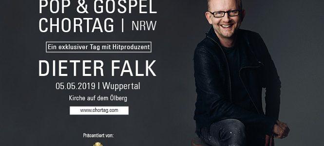 Chorreise zum Pop & Gospel Chortag mit Dieter Falk
