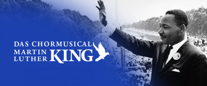 Projektchor für das Chormusical Martin Luther King 2019 in Essen
