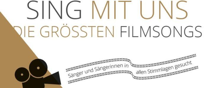 Schnupperprobe beim CineVocal – Filmchor Hamburg
